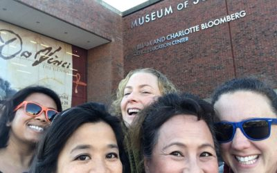 Lafayette Elementary School Team Attends Workshop at Museum of Science, Boston