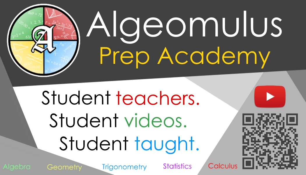 Algeomulus Prep Academy YouTube Channel